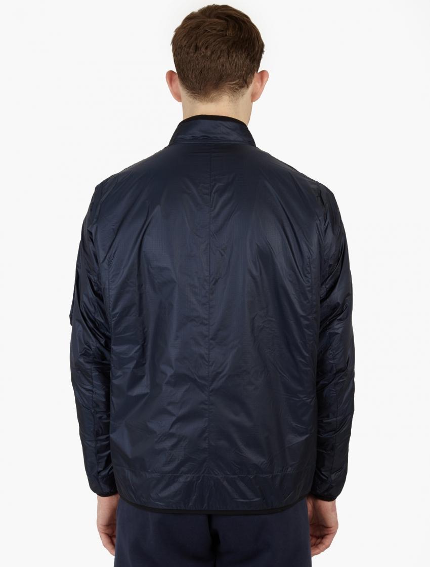 Nike Navy Acg Bomber Jacket In Blue For Men Lyst