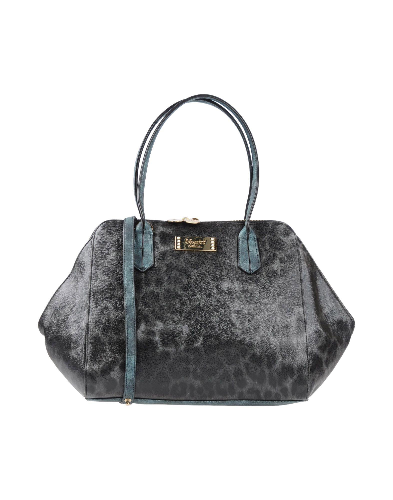 Blugirl blumarine Handbag in Gray (Lead)