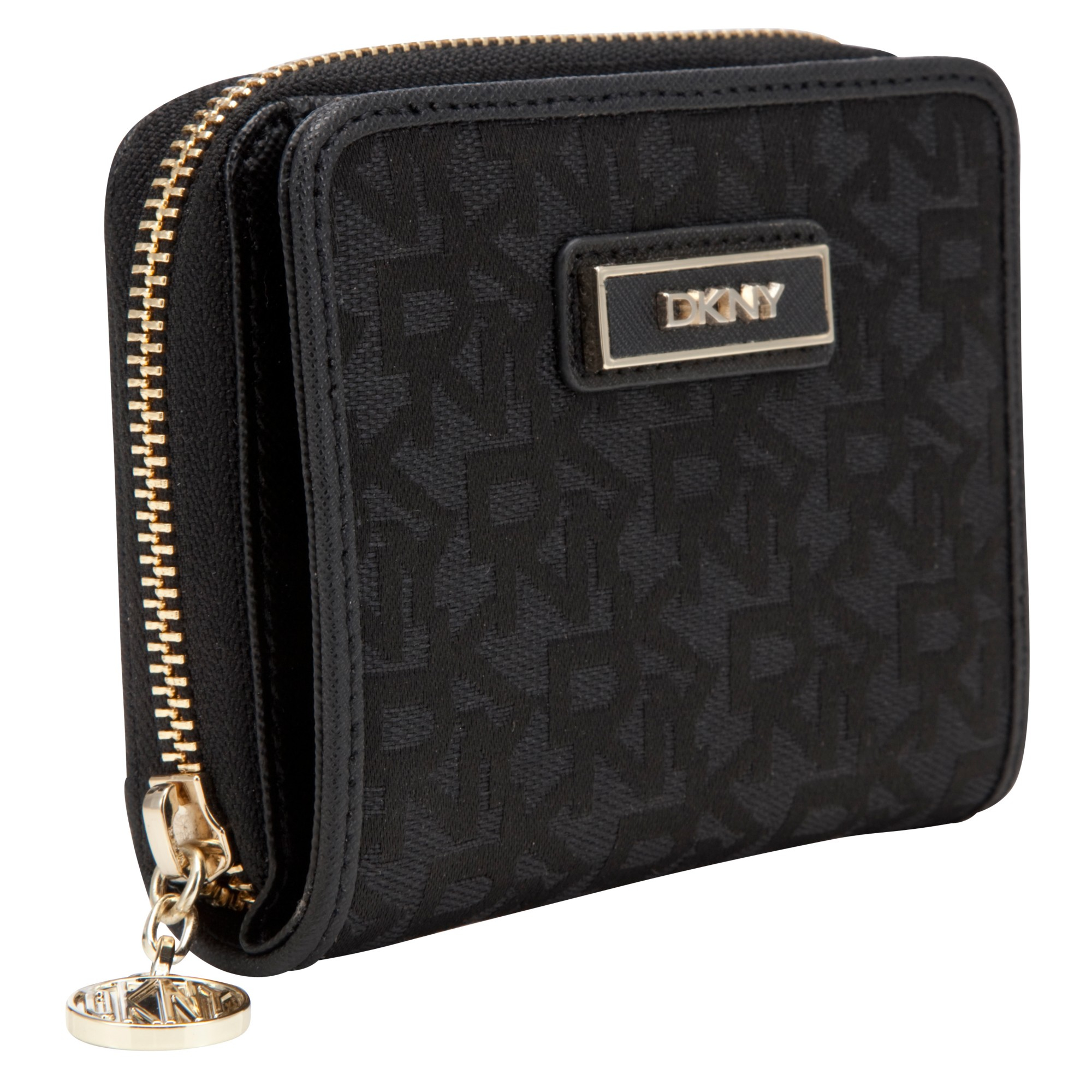 dkny heritage small purse in black lyst