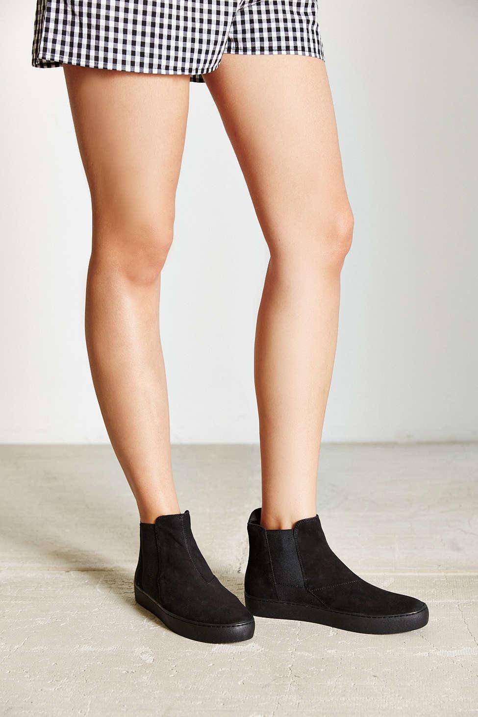 Lyst Vagabond Zoe Sneaker Boot In Black