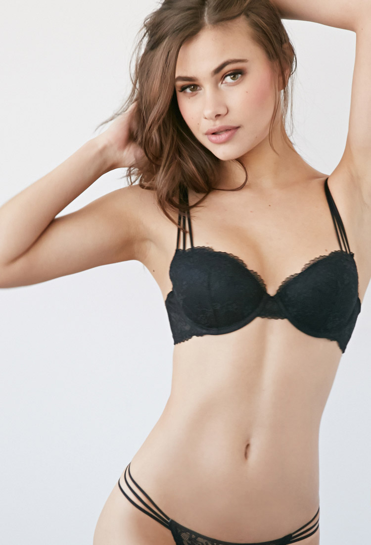 how to make a normal bra a push up bra