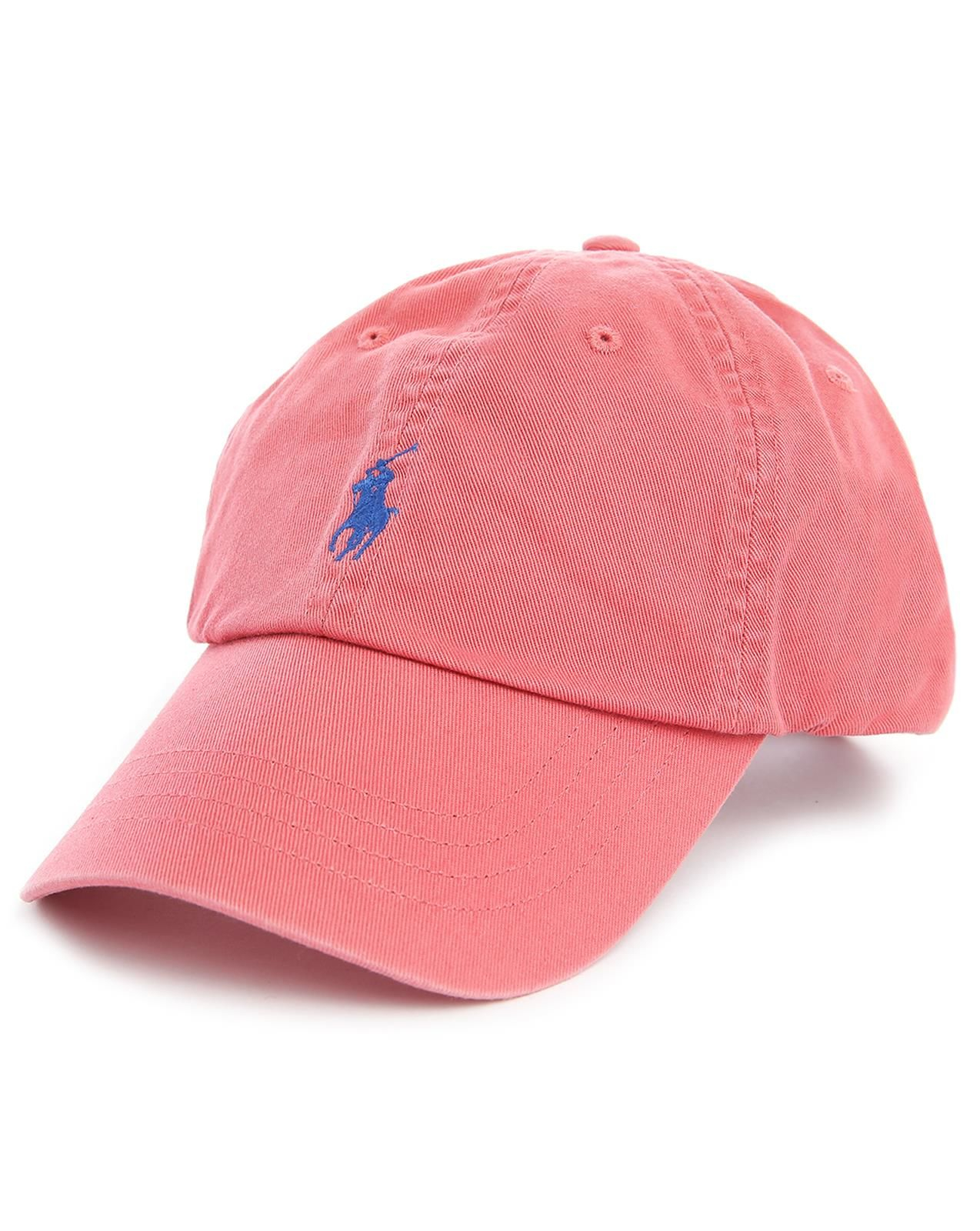polo ralph lauren pink classic sport cap in pink for men. Black Bedroom Furniture Sets. Home Design Ideas
