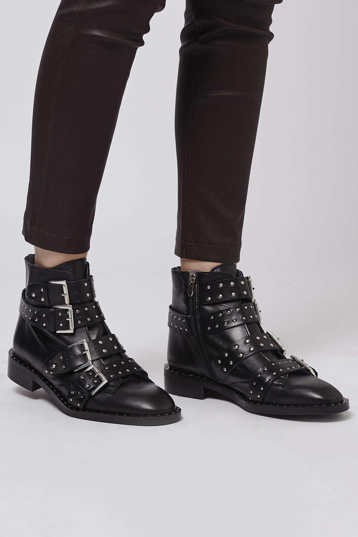 topshop black boots online store afd5d