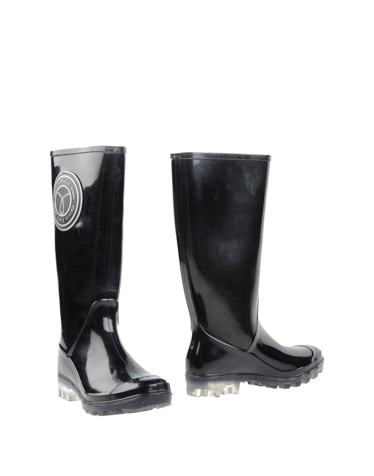 Lyst - Calvin klein jeans Boots in Black