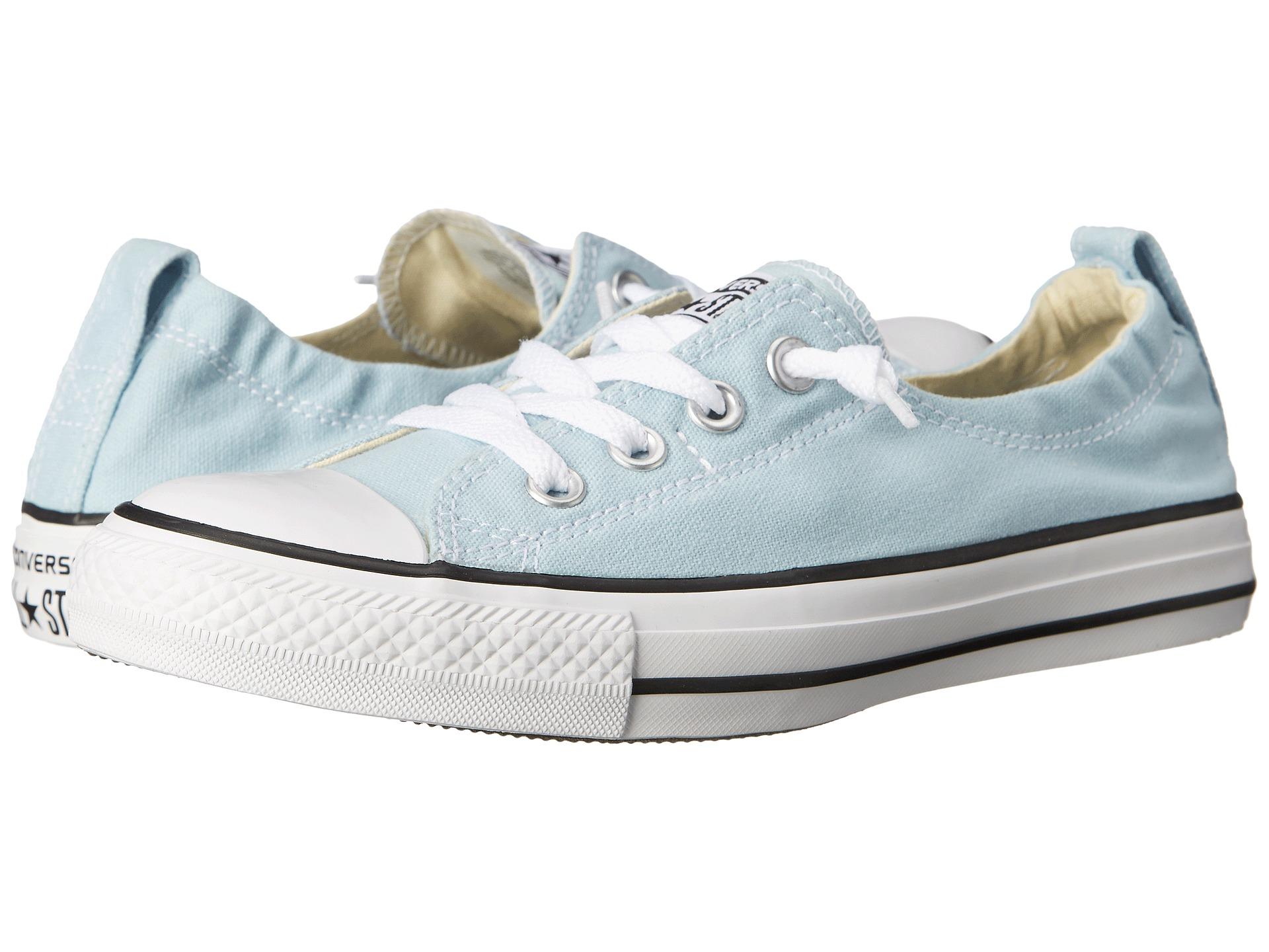 ffd93caca9c3 Lyst - Converse Chuck Taylor® All Star® Fashion Basics Shoreline in Blue