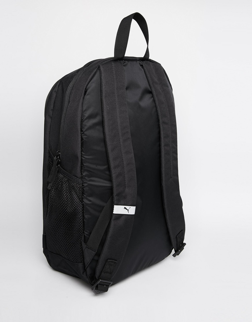 508bf8b9523c4 PUMA Buzz Backpack in Gray for Men - Lyst