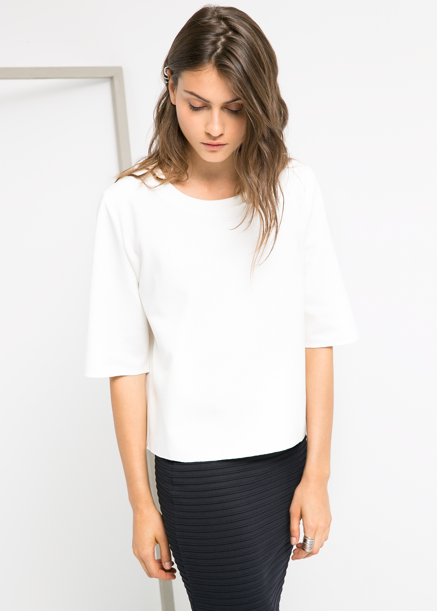 Boxy T Shirts Women S
