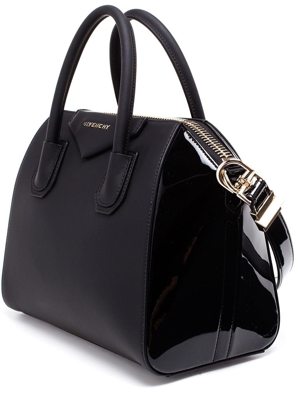 cd5986d6e4 Lyst - Givenchy Medium  Antigona  Tote in Black