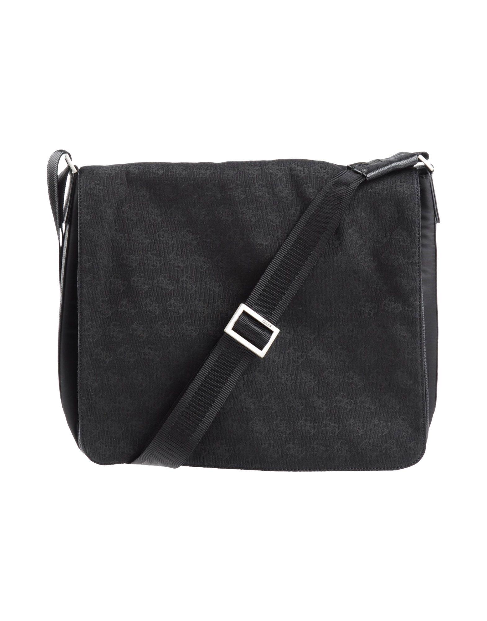 dac96d4f5f28 Lyst - Guess Cross-body Bag in Black for Men
