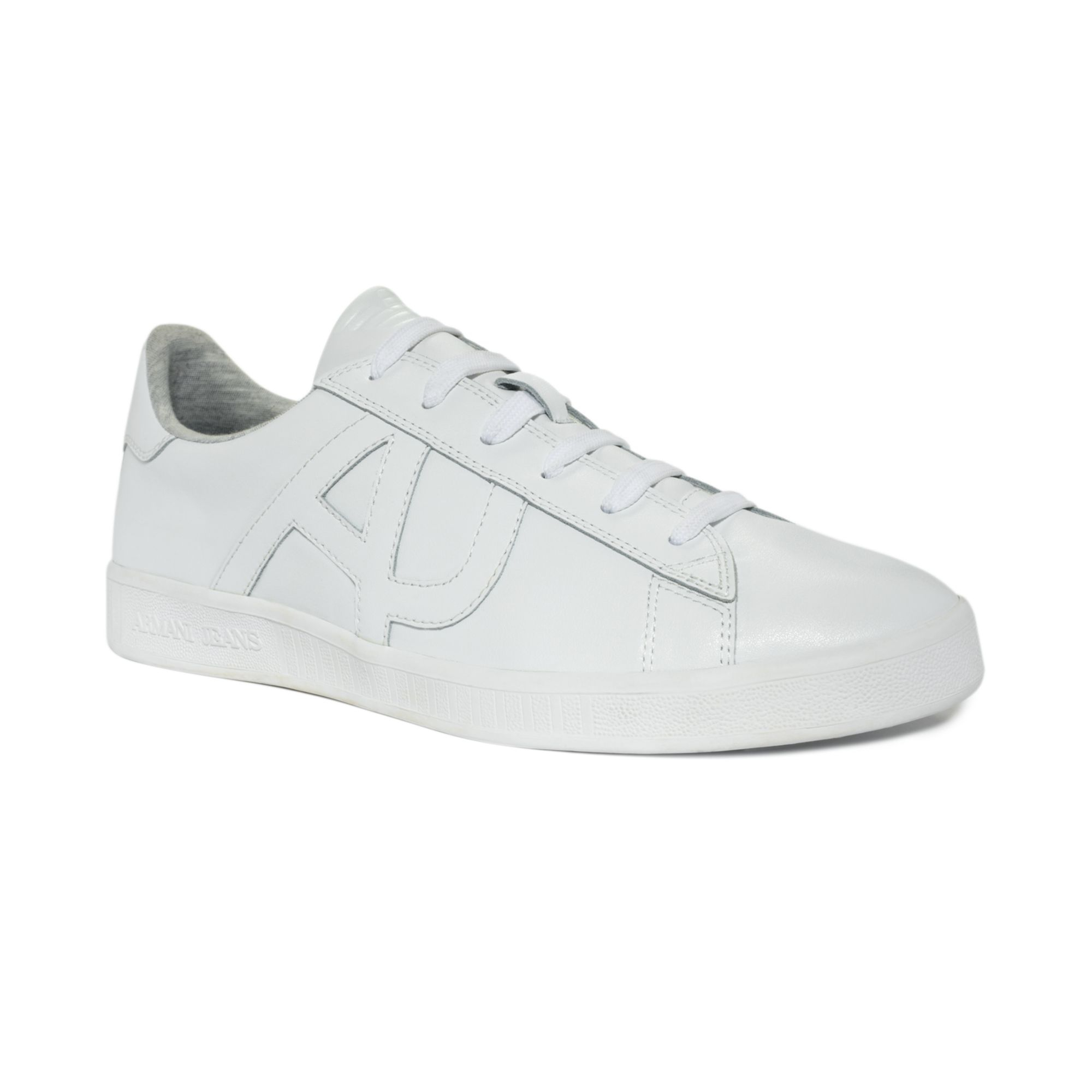 armani jeans white shoes, OFF 77%,Buy!