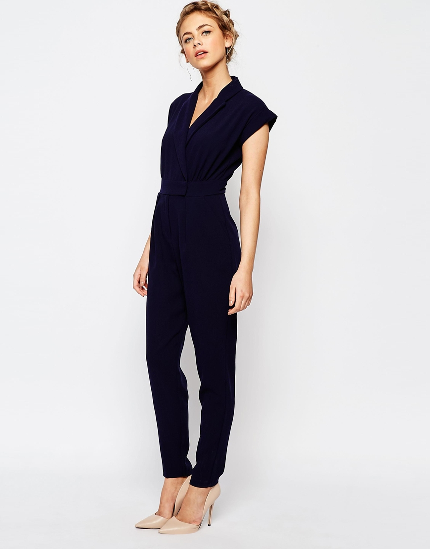Fantastic Onepiece Jumpsuits  Onepiece College 69 Womens Jumpsuit  Navy