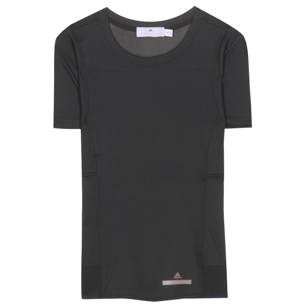 Adidas by stella mccartney Run Performance T-shirt in ...