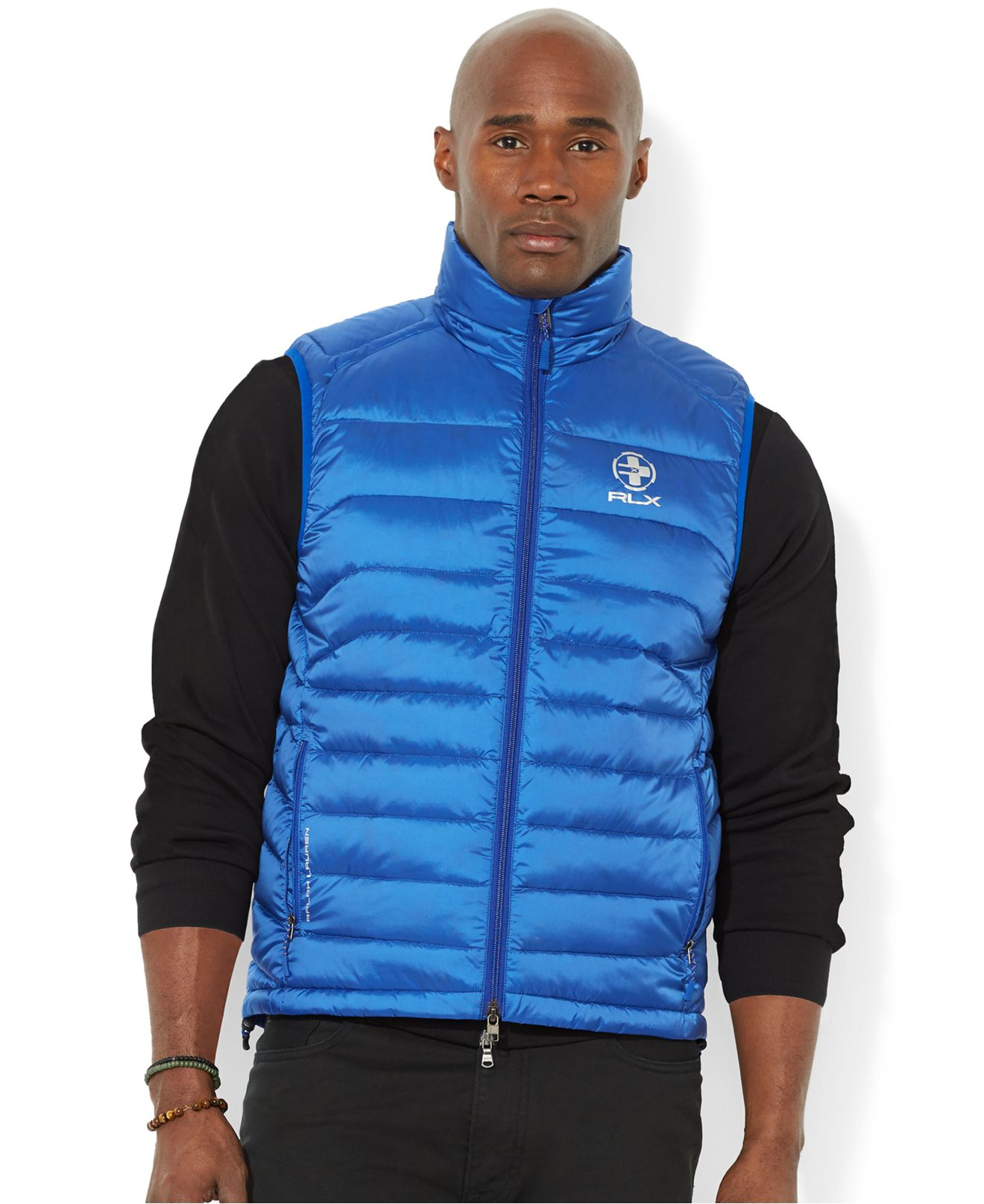 Lyst - Polo Ralph Lauren Big And Tall Rlx Packable ...