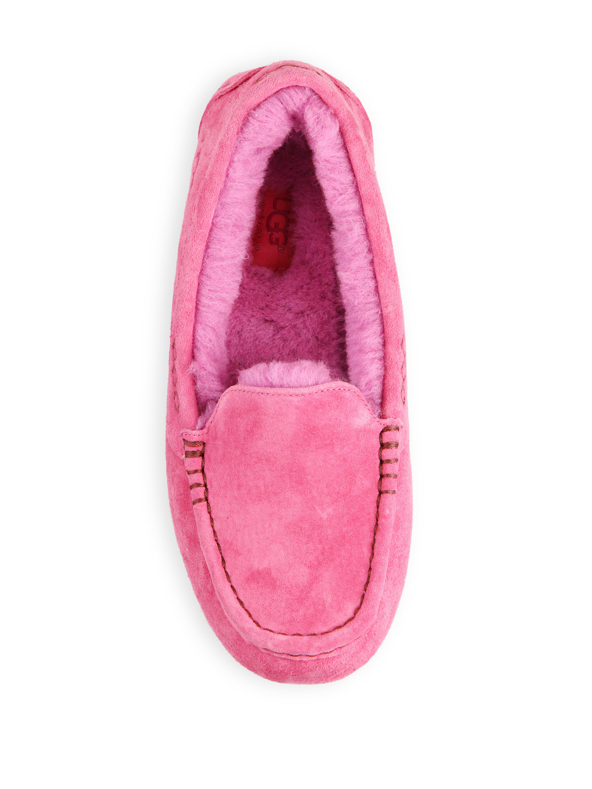 ugg slippers purple