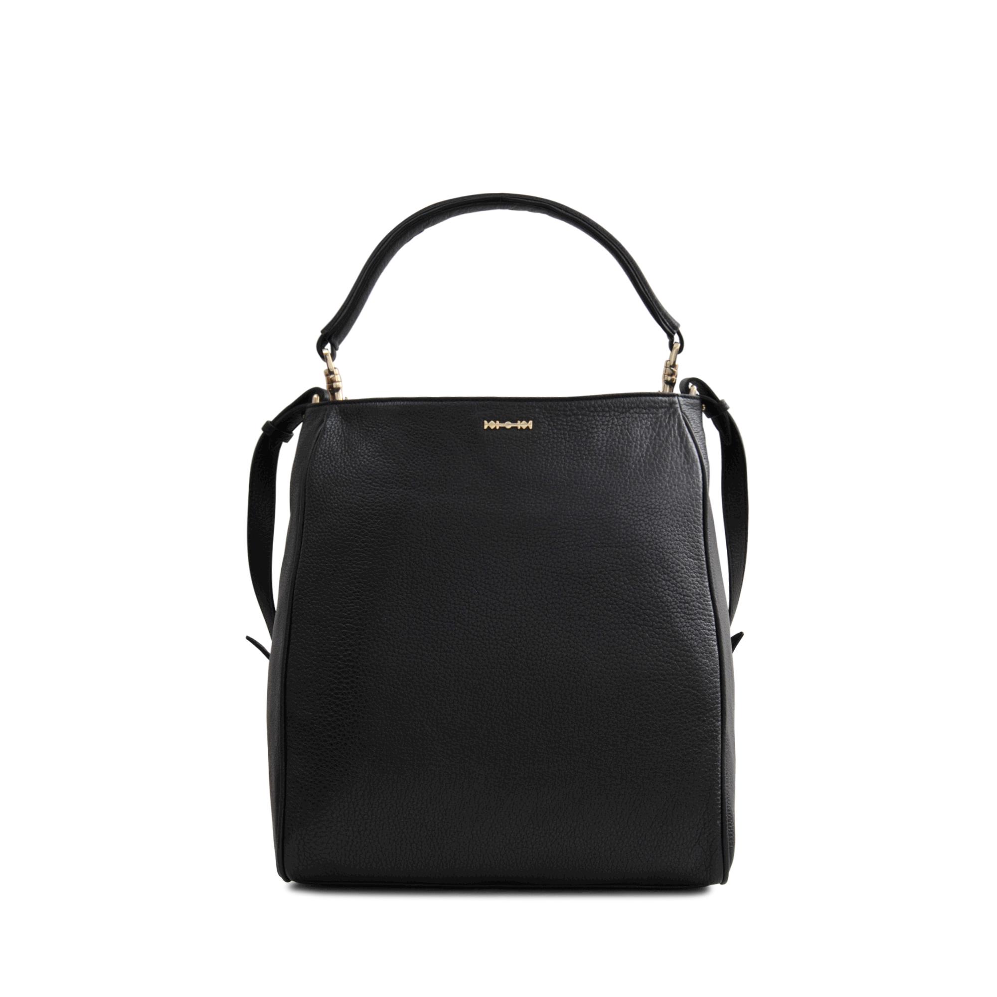 bucket shoulder bag - Black Alexander McQueen hwGlI0rQE