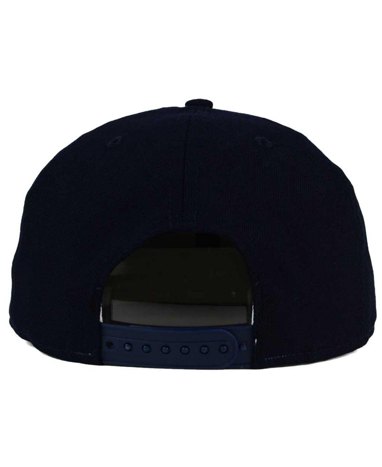 5ca3f615e23 ... low crown diamond era performance 59fifty fitted hat bc21f 58ec3   denmark lyst ktz detroit tigers xl script 9fifty snapback cap in blue for  men 54845 ...