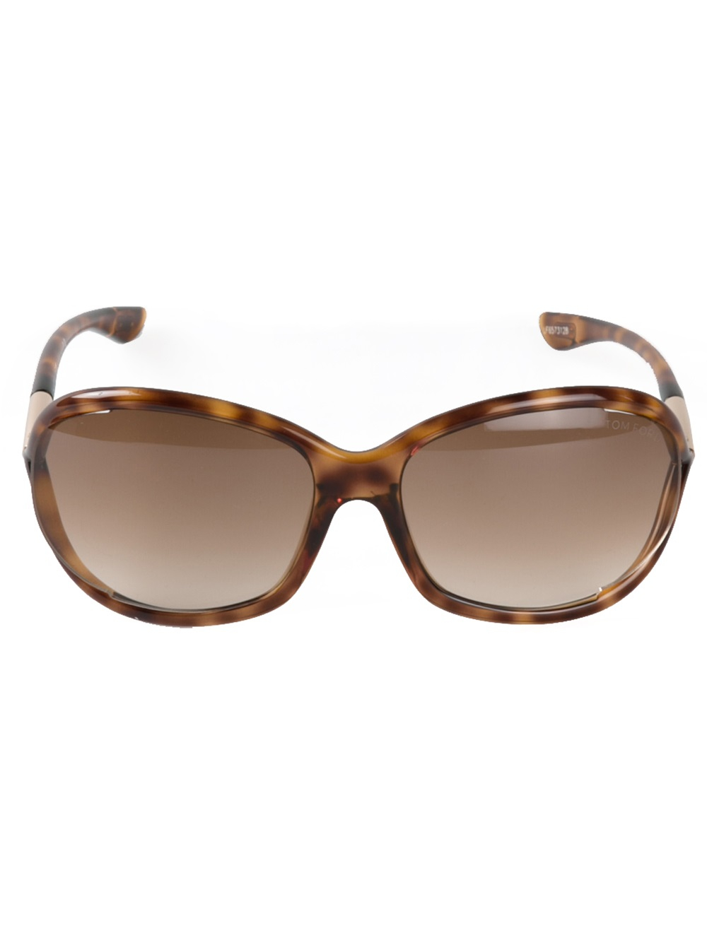 tom ford 39 jennifer 39 sunglasses in brown lyst. Cars Review. Best American Auto & Cars Review