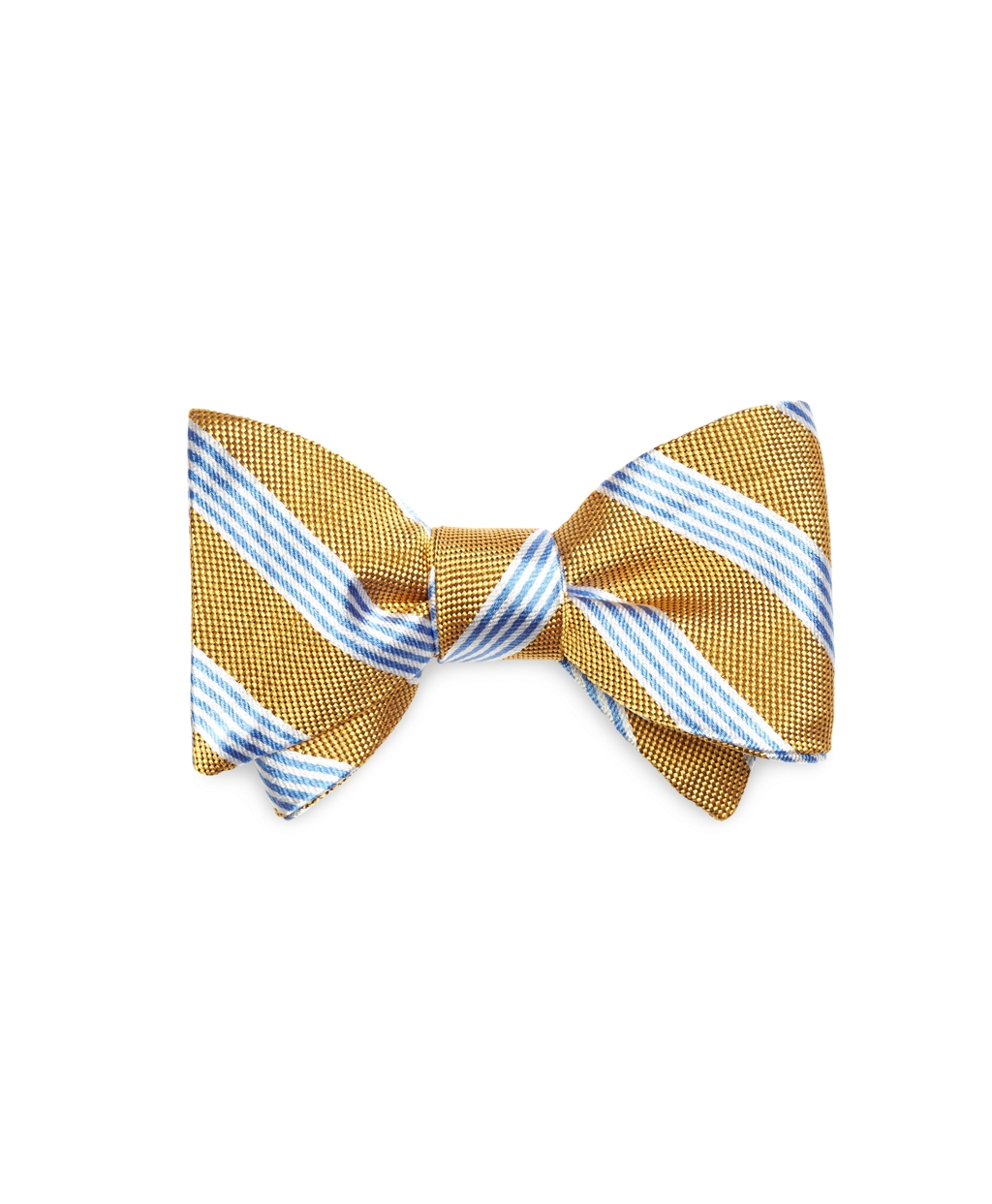 Lyst - Brooks Brothers Natte Music Stripe Bow Tie in ...