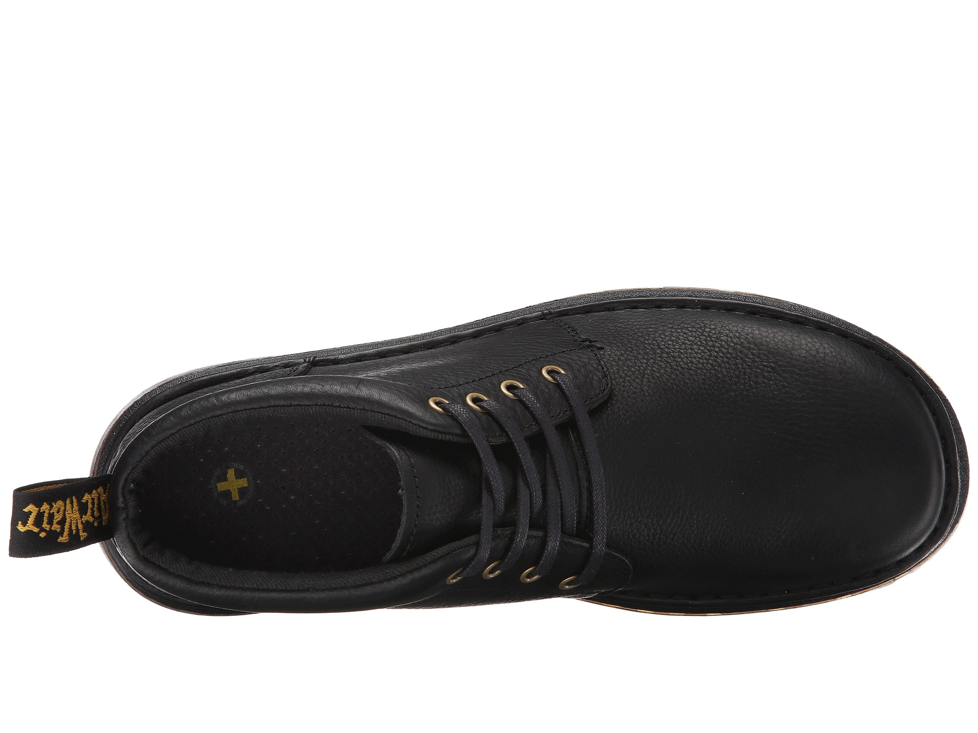 78eaa48a03498 Dr. Martens Lea 4-eye Chukka Boot in Black for Men - Lyst