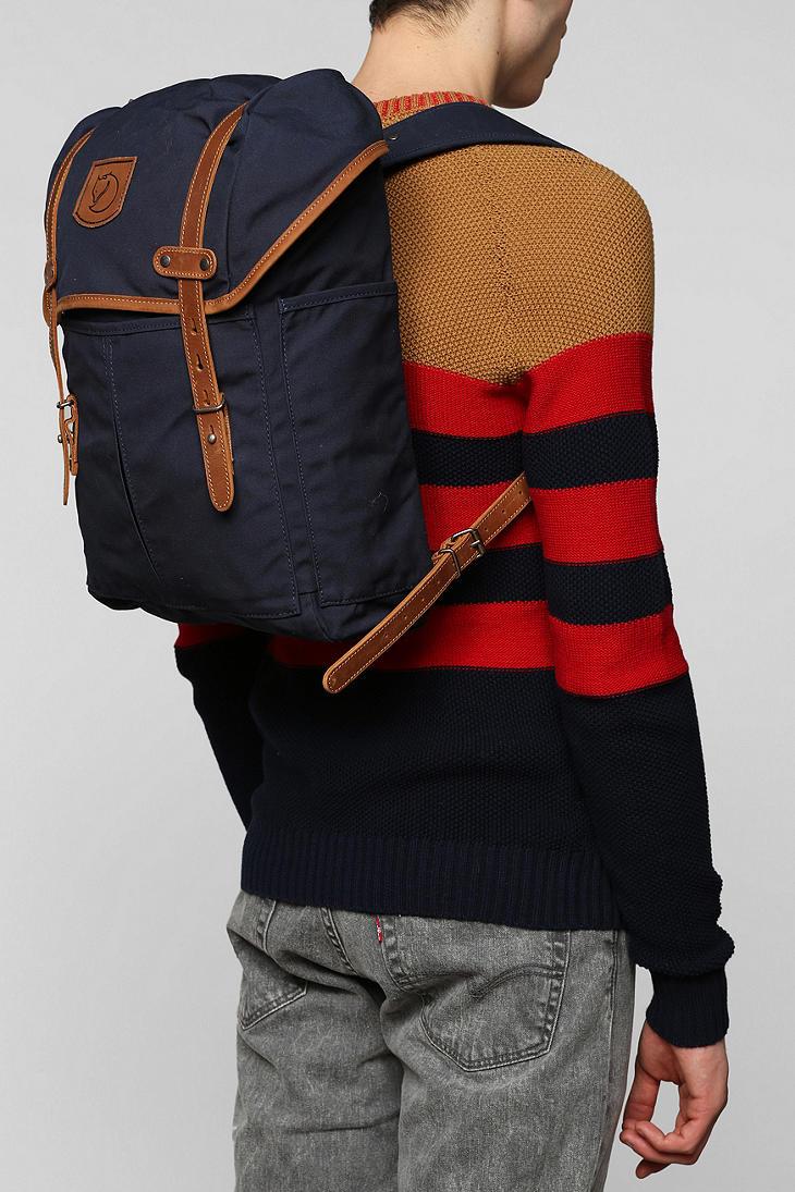 fjällräven rucksack no. 21 medium black