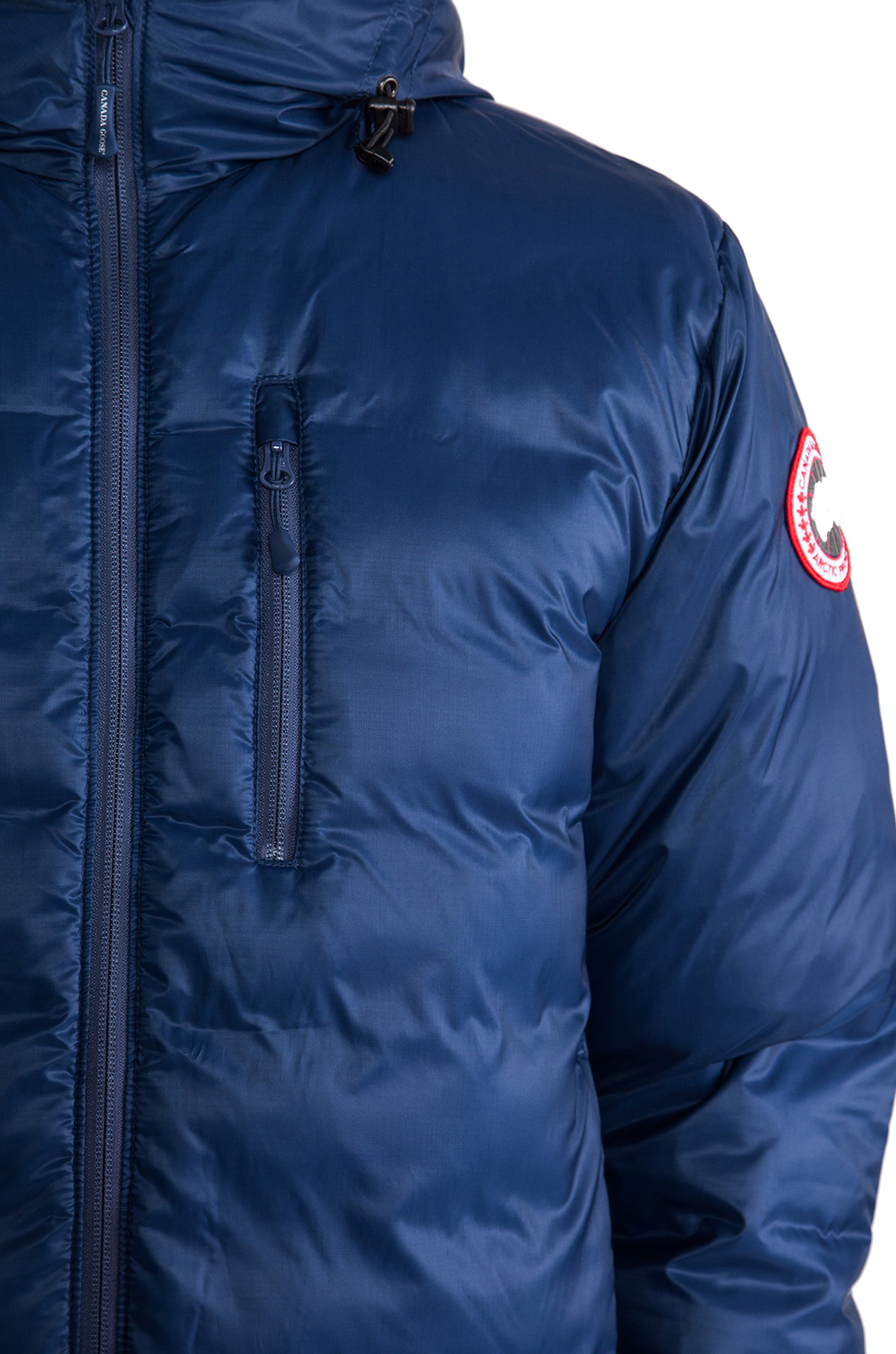 Lyst Canada Goose Lodge Hoody In Blue For Men