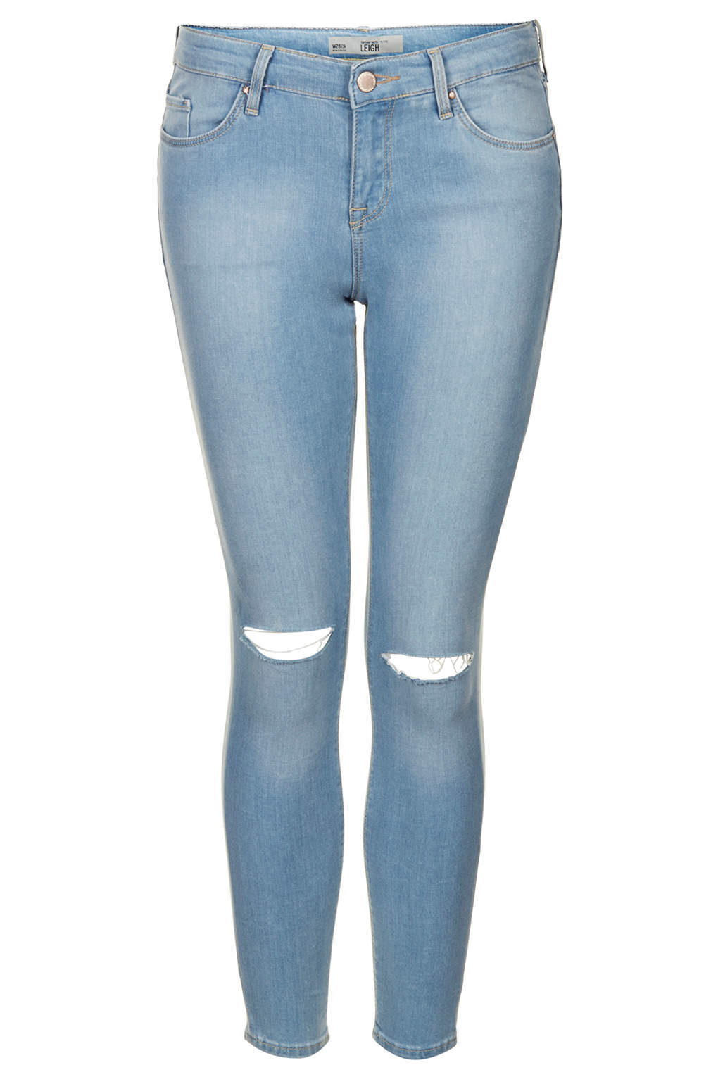 Ripped Skinny Jeans For Women