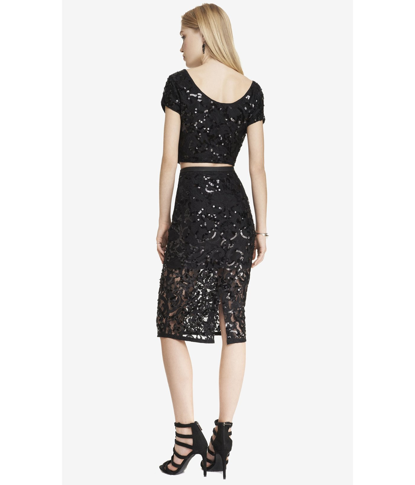Find great deals on eBay for black sequin pencil skirt. Shop with confidence.