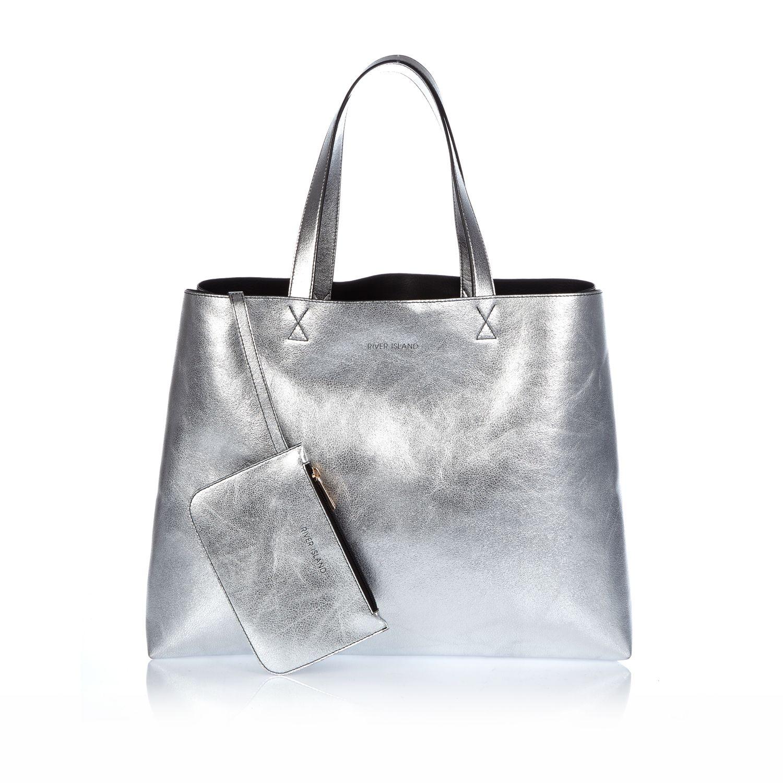 River Island Bag And Purse Set