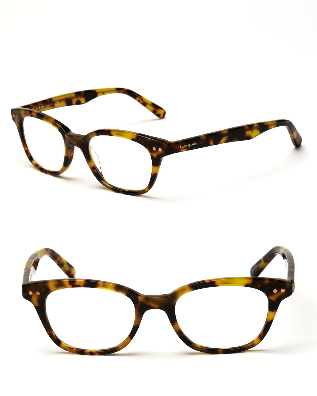 Kate Spade Small Eyeglass Frames : Small Handbags: Kate Spade Rebecca Reading Glasses