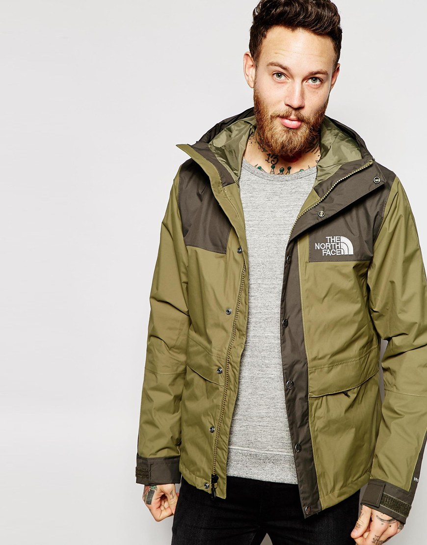 7f4d0b526 The North Face Green Mountain Jacket for men