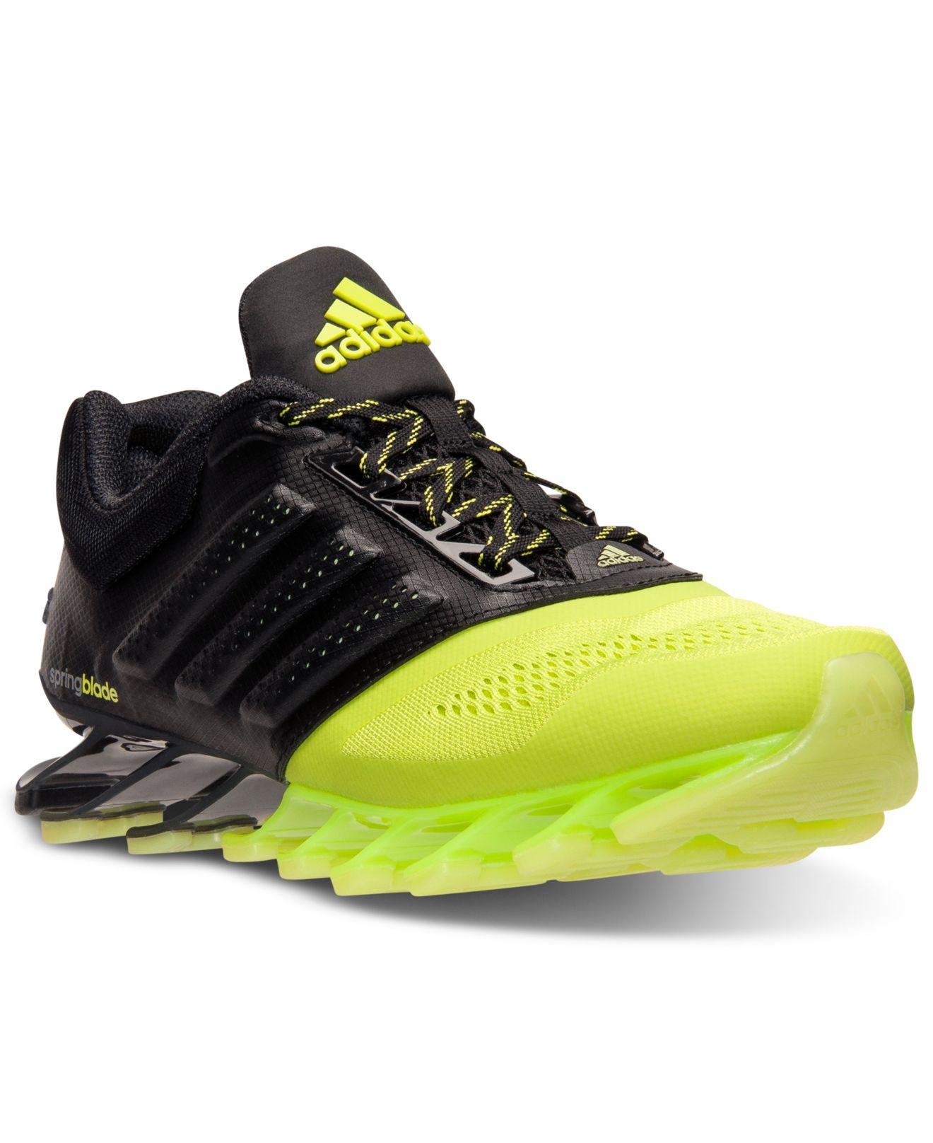 adidas springblade drive 2.0 coral; green 6713 adidas springblade drive 2.0  black yellow adidas springblade drive 2.0 purple yellow