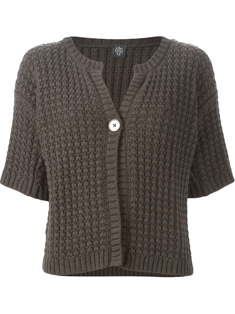 matches. ($ - $) Find great deals on the latest styles of Brown short sleeve cardigan. Compare prices & save money on Women's Cardigans.