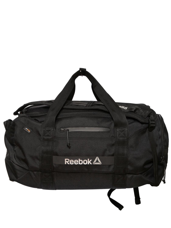 7d396c31 Reebok Crossfit Duffle Bag in Black - Lyst