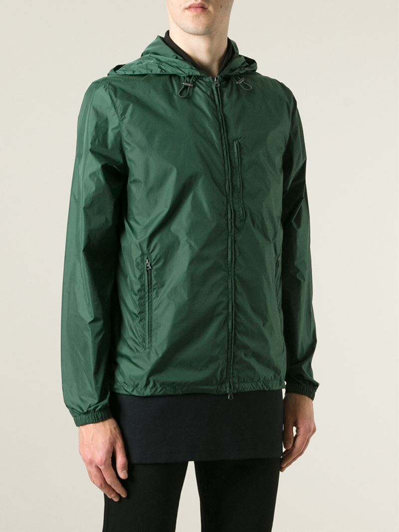 Acne Studios 'wilfred' Jacket in Green for Men