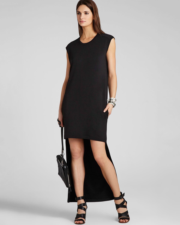 28aa2e4394 BCBGMAXAZRIA Bcbg Max Azria Sweatshirt Dress Laurynn High Low in ...