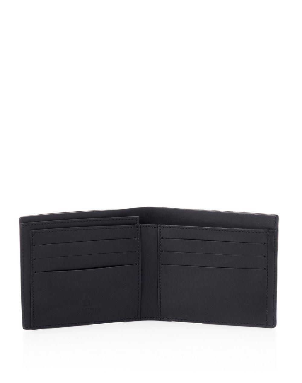 Lyst Lanvin Wallets Amp Card Holders In Black For Men