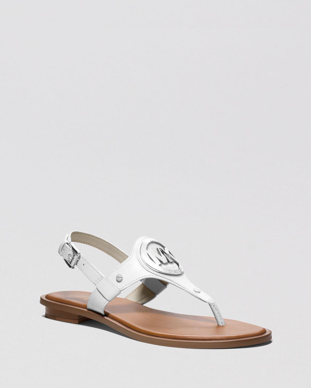 MICHAEL Michael Kors Flat Thong Sandals