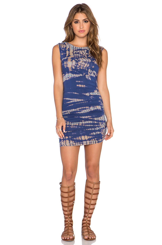 Bamboo maxi dress gypsy 05 printed