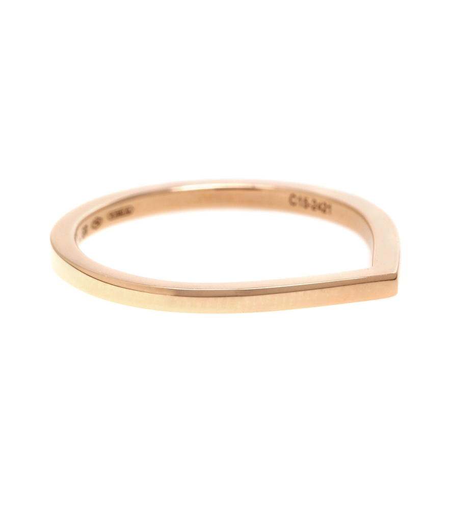 Repossi Antifer Heart 18kt rose gold ring KmxKr4