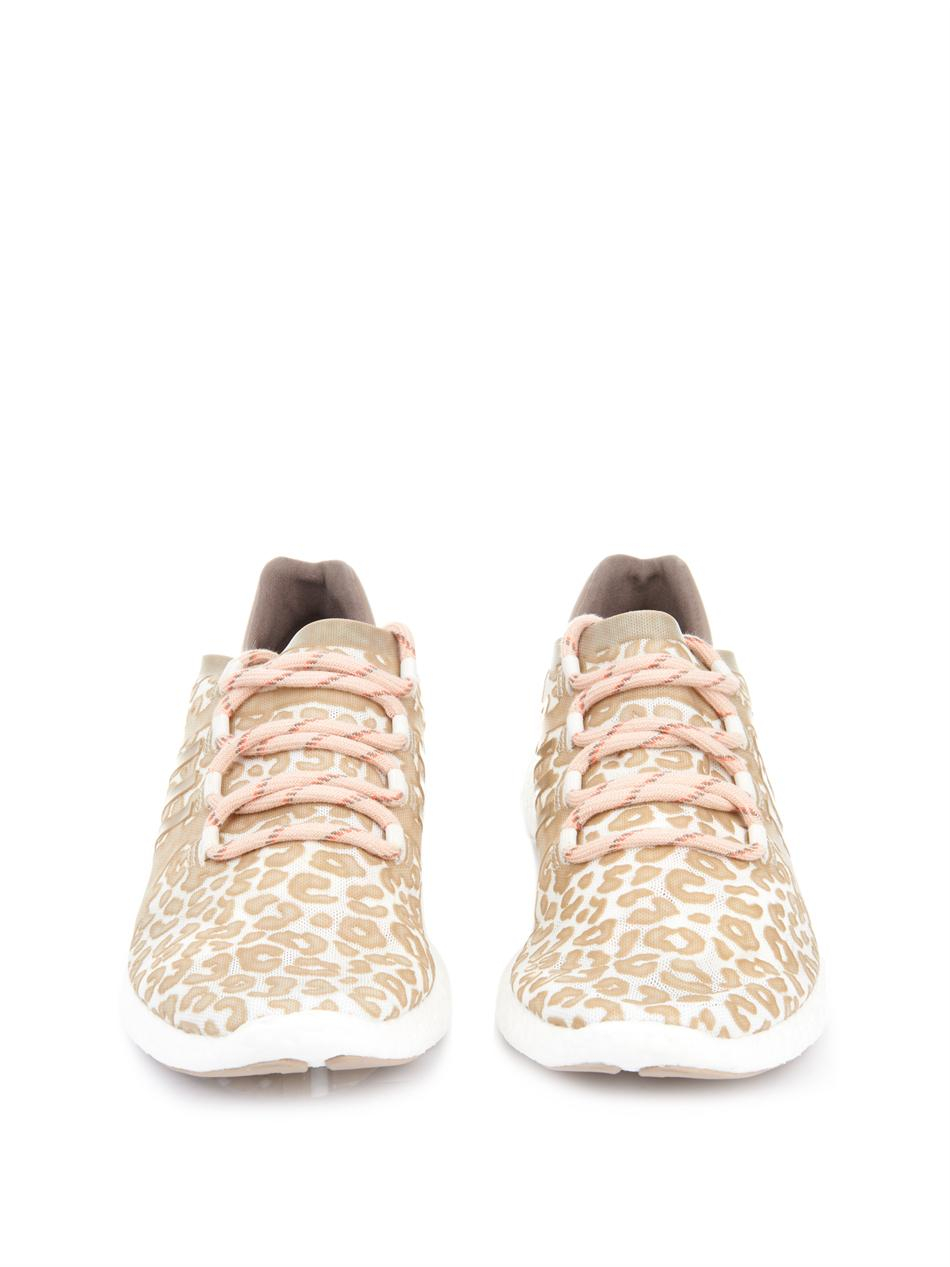 officiell stort urval av köper nytt adidas By Stella McCartney Pure Boost Running Shoes - Lyst