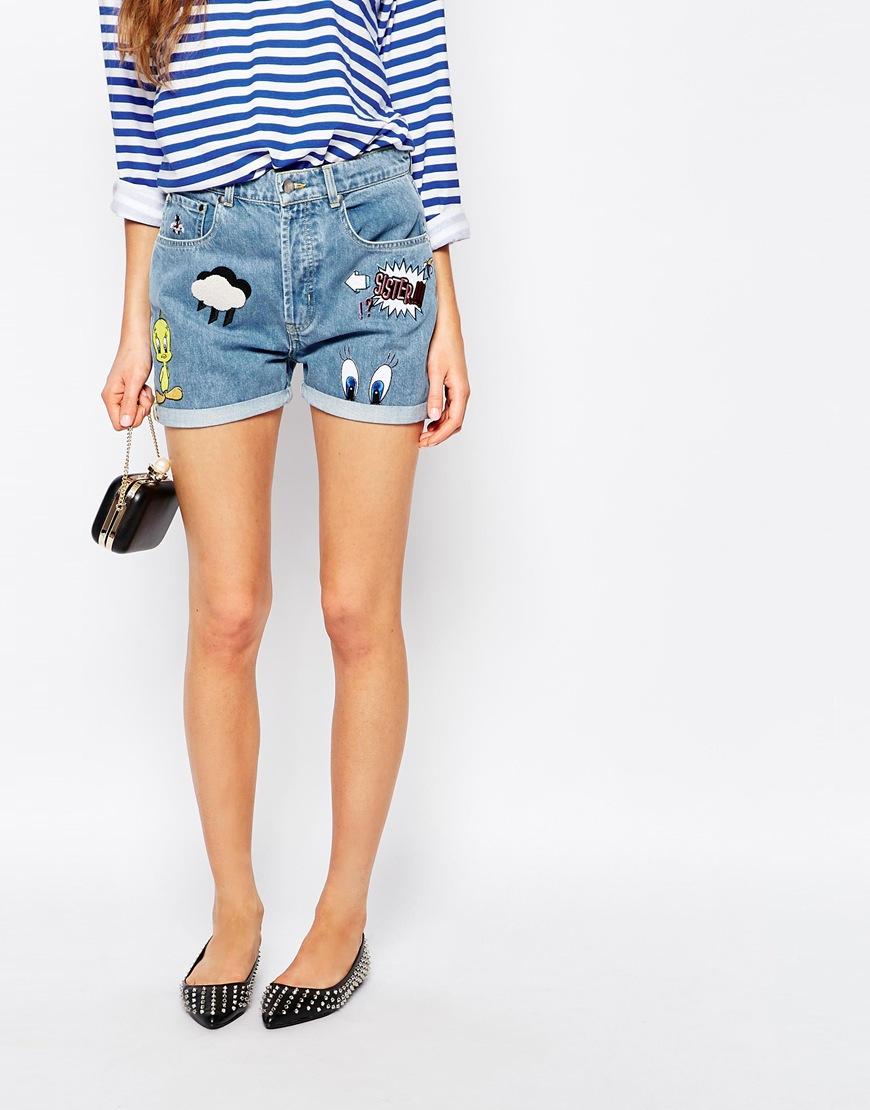 paul-joe-denim-paul-and-joe-sister-cartoon-patch-highwaist-denim-mom-shorts -blue-product-0-522304732-normal.jpeg 57a5f77daf0