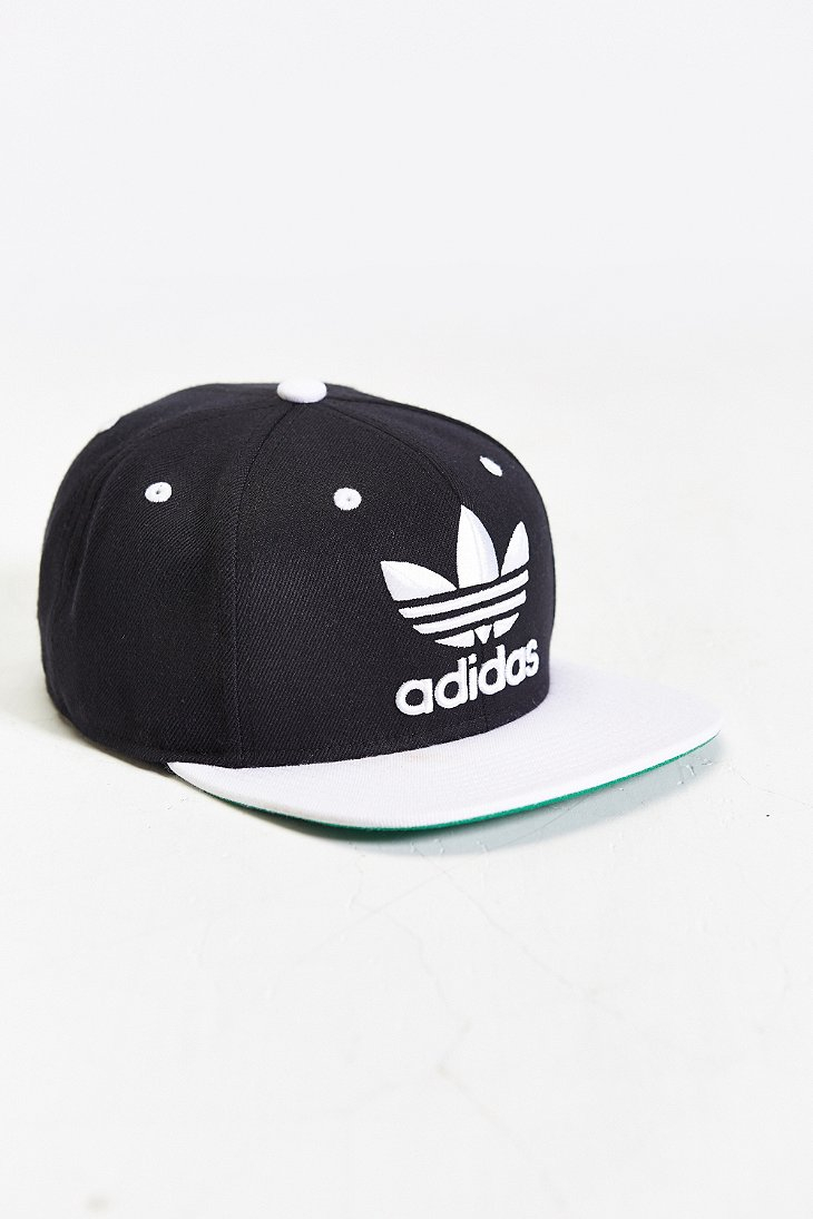 Adidas Hat White And Black