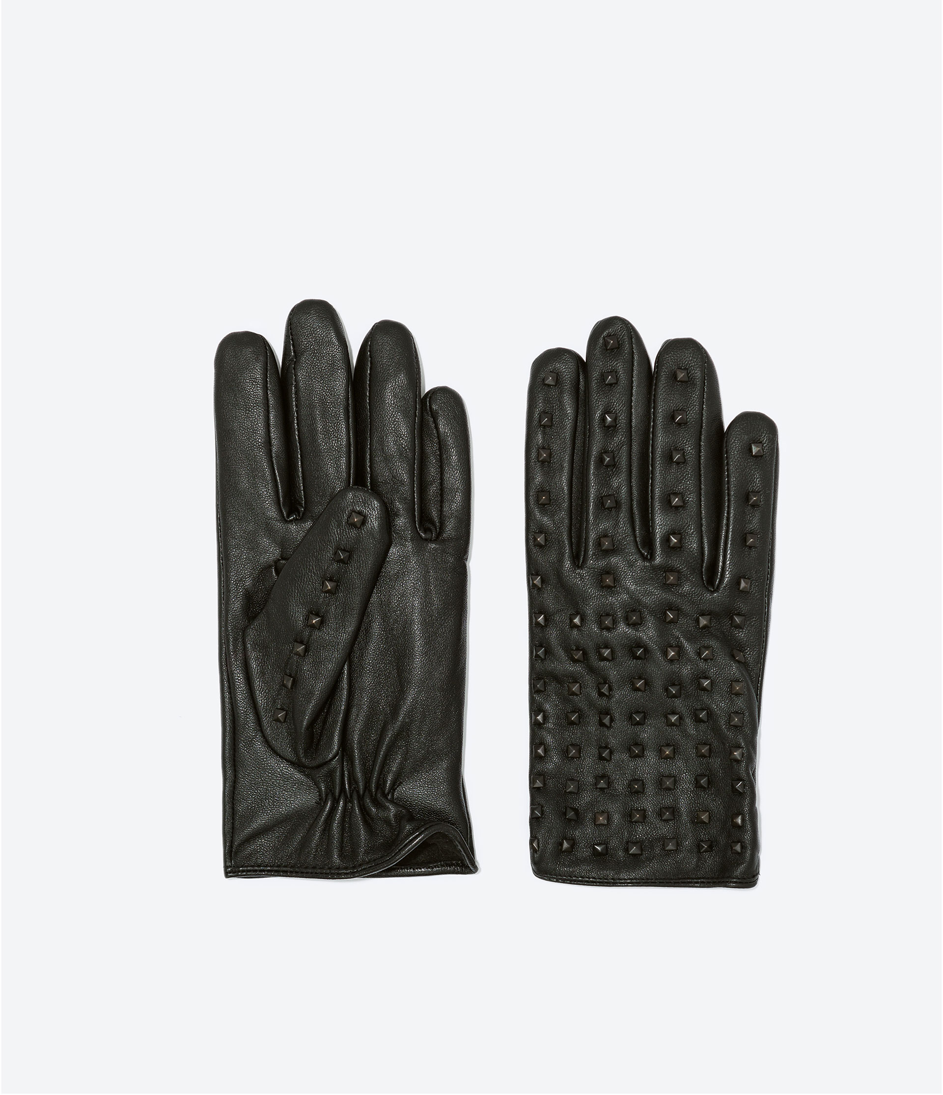 Fingerless leather gloves mens accessories - Gallery Men S Leather Gloves