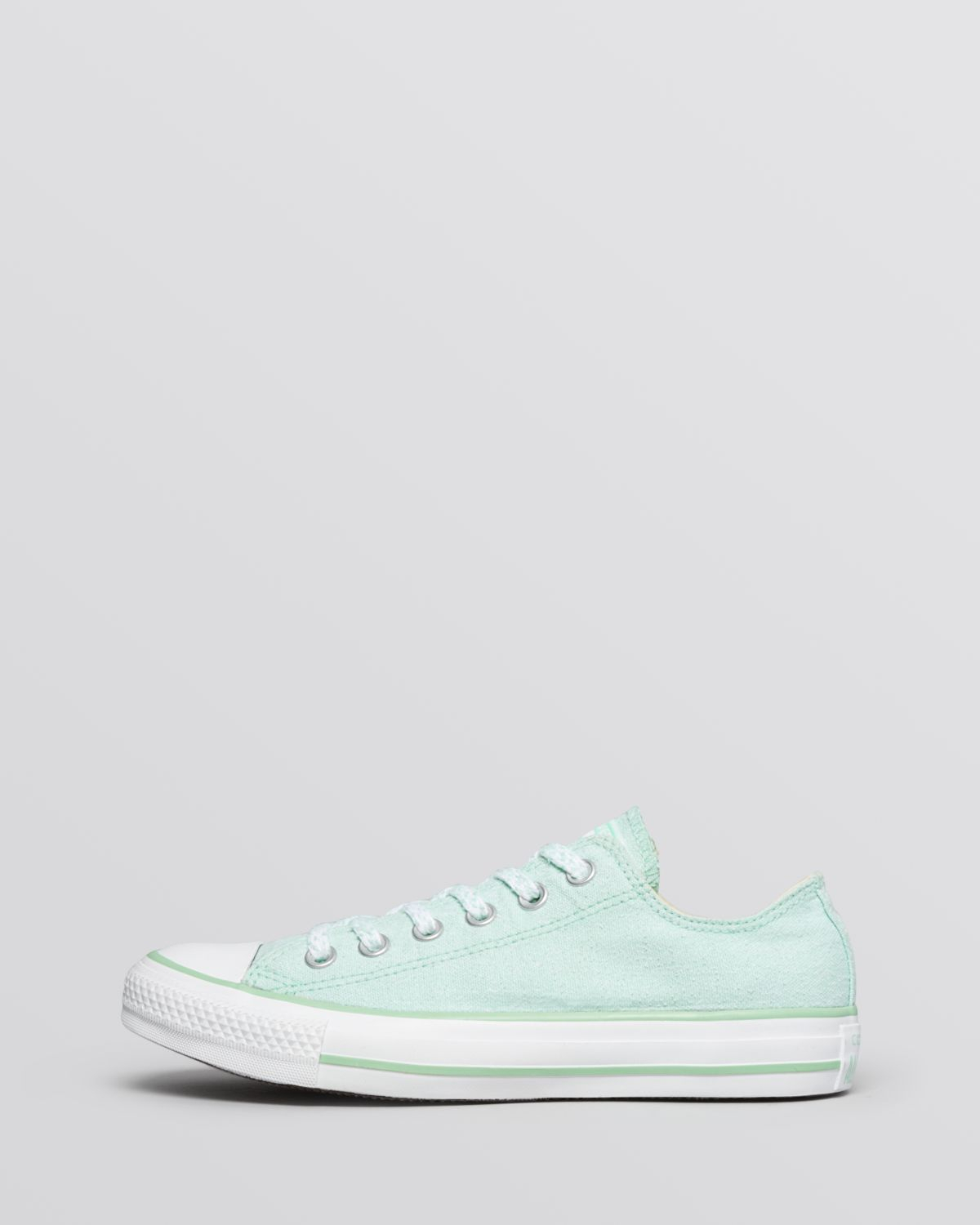 Converse Flat Sneakers Chuck Taylor All Star Shoreline in Oyster Gray (Grey)