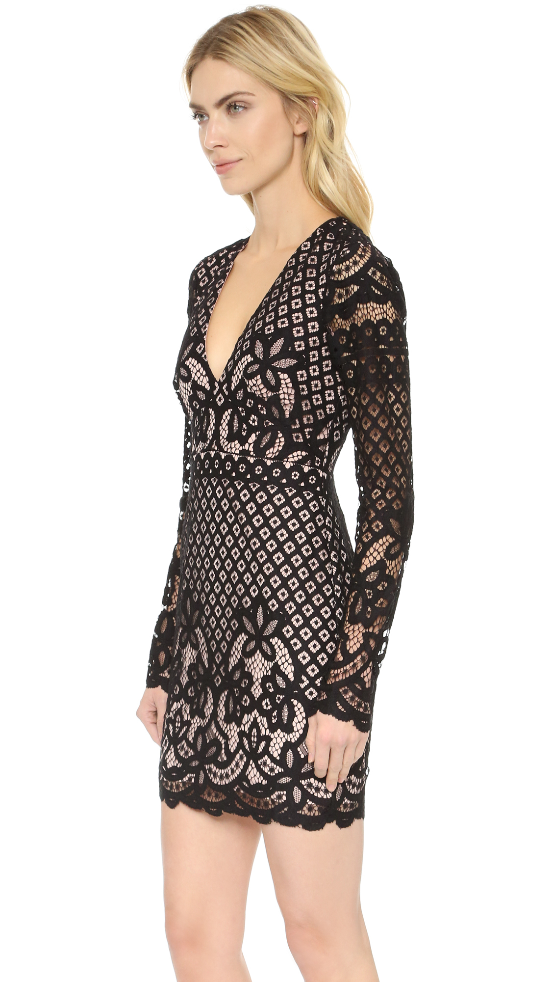 Black styles stalker dresses 2018
