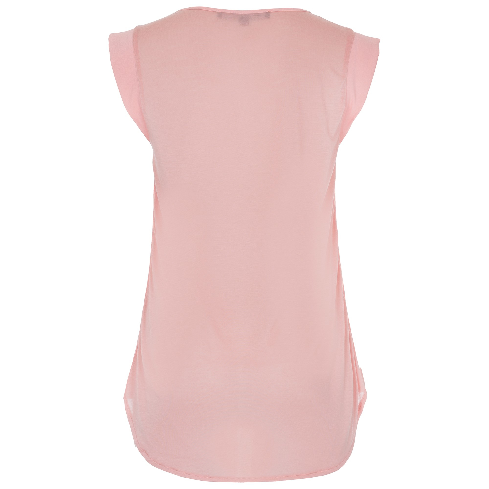 French connection polly plains capped sleeve v neck t for French cut shirt sleeve
