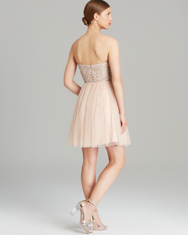 Carmen Marc Valvo Dress