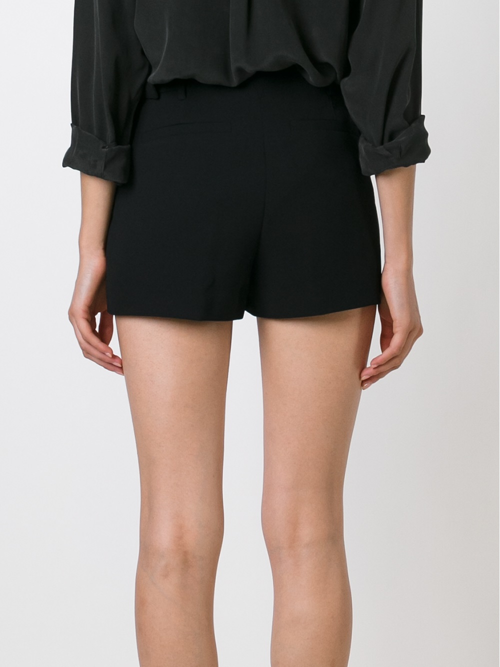 T by Alexander Wang - Denim x Alexander Wang Bite High-Rise Frayed Hem Denim Shorts al9mg7p1yos.gq, offering the modern energy, style and personalized service of Saks Fifth Avenue stores, in an enhanced, easy-to-navigate shopping experience.