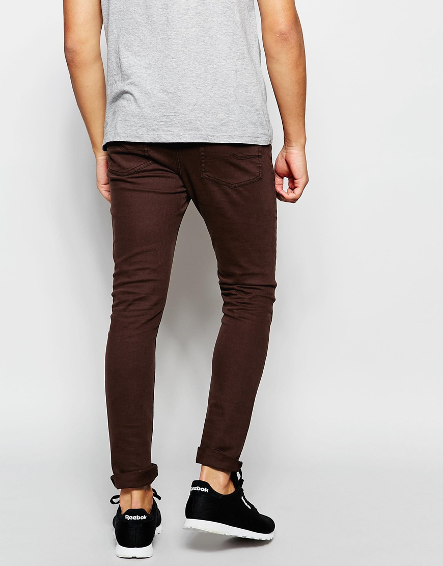 Find great deals on Mens Brown Jeans at Kohl's today! Sponsored Links Outside companies pay to advertise via these links when specific phrases and words are searched.