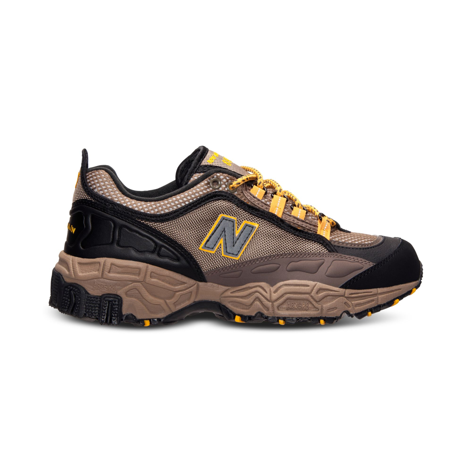 New Balance Mens 801 Trail Running Sneakers From Finish